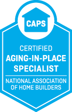 Certified Aging in Place Specialists, Home Safety Modification Specialists, and Wellness Service Providers.